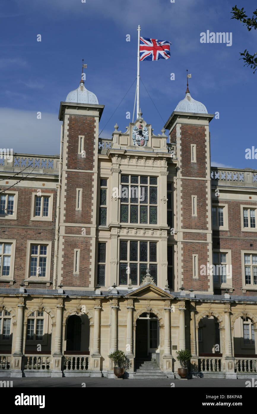 Kneller Hall on sunny day - Stock Image