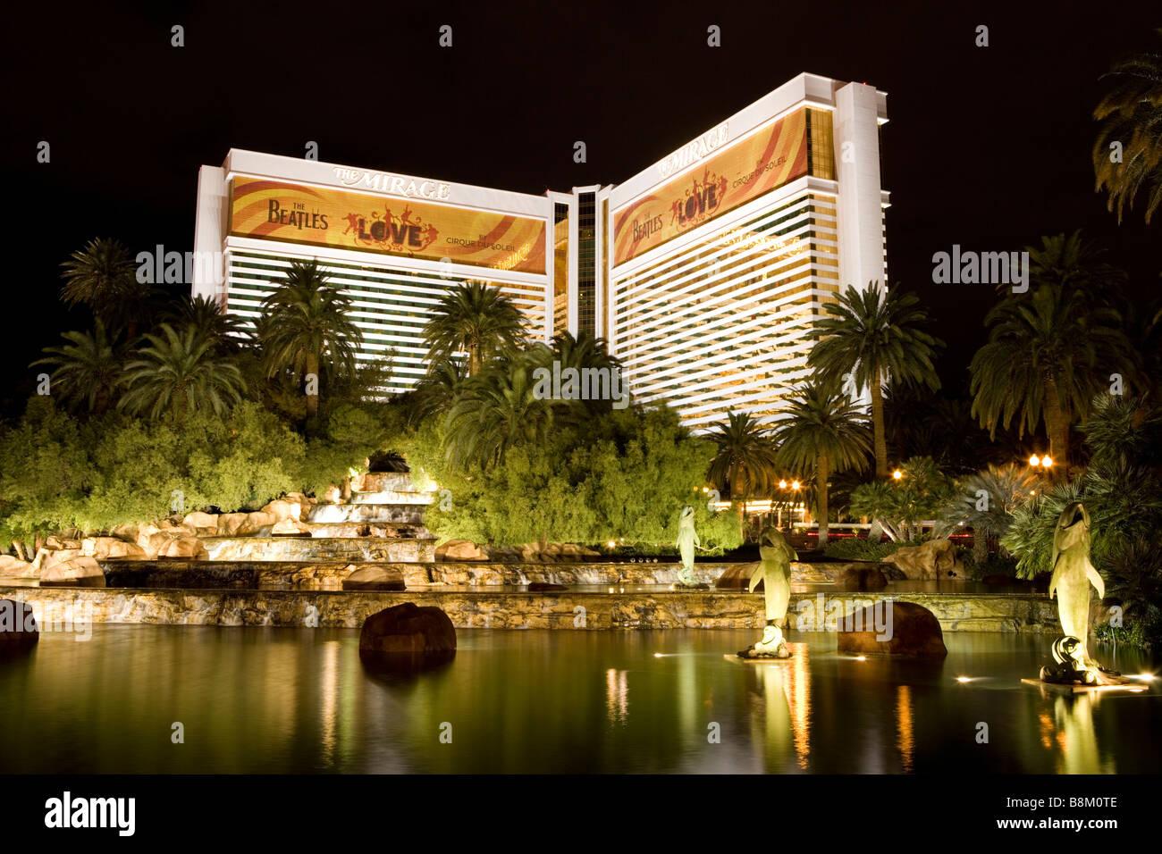 Mirage Hotel And Casino Stock Photos & Mirage Hotel And Casino Stock ...