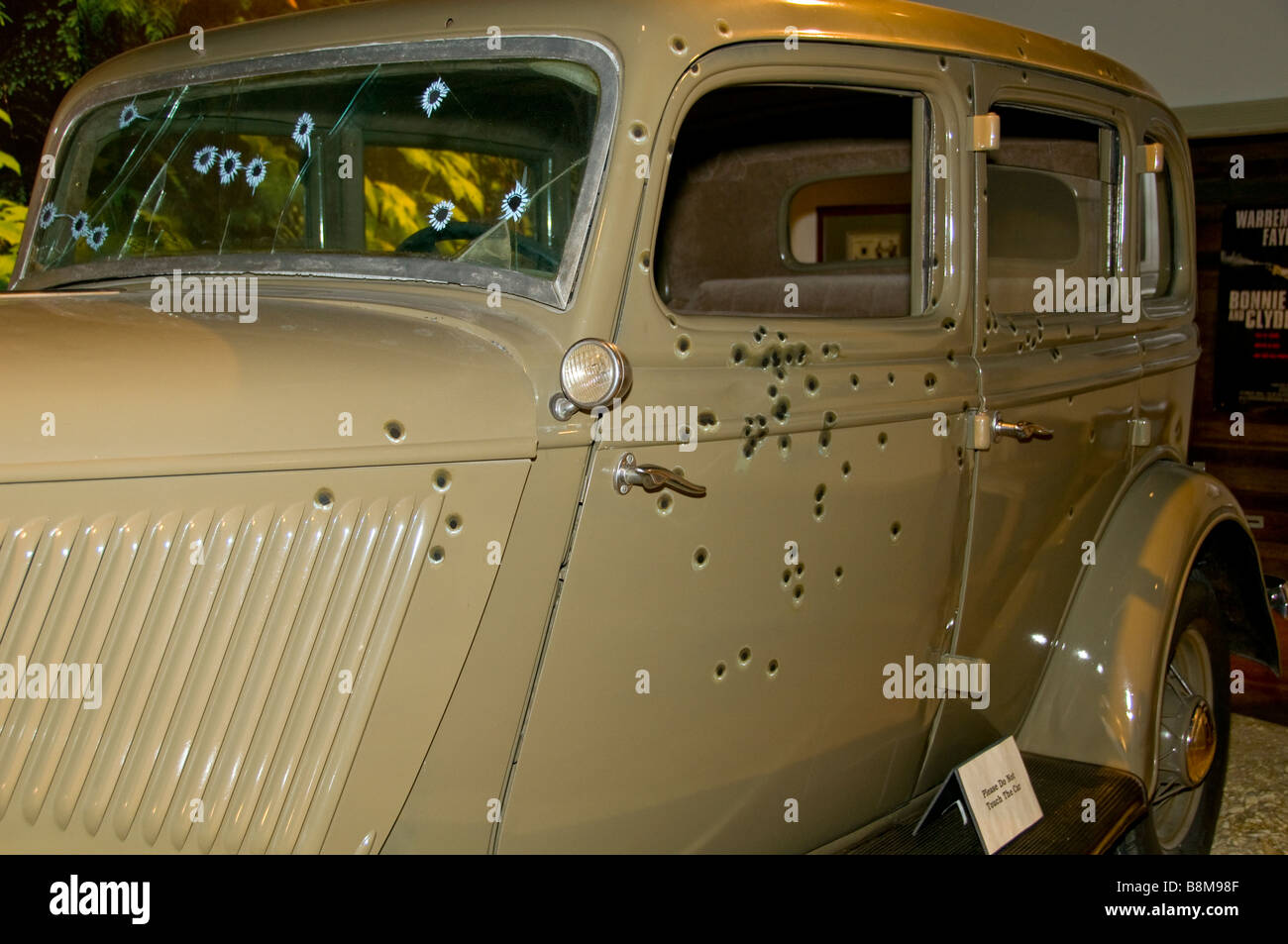 buckhorn saloon san antonio texas tx bullet holes bonnie and clyde stock photo 22573951 alamy. Black Bedroom Furniture Sets. Home Design Ideas