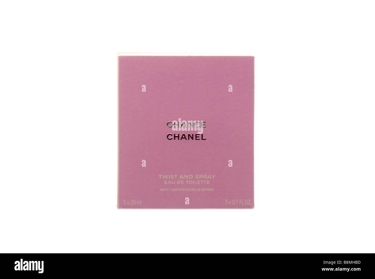 Chanel perfume - Stock Image