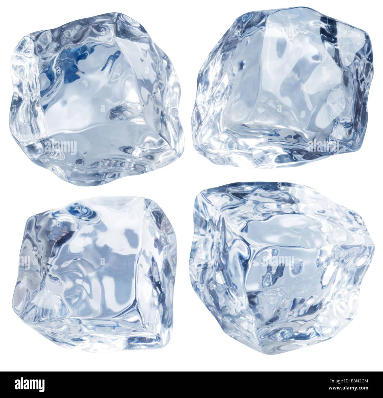 ice cube - Stock Image