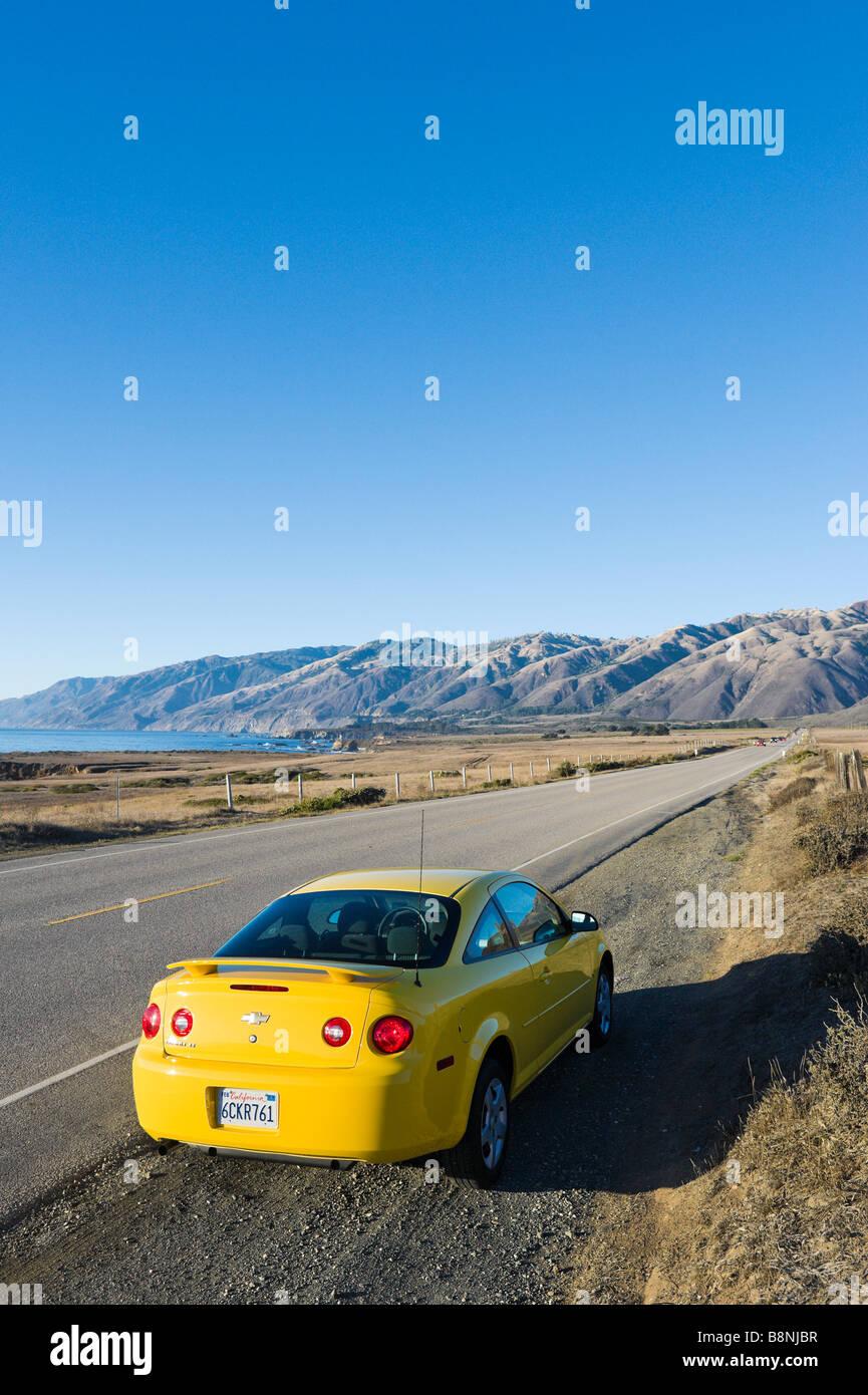 Pacific Coast Highway Car Rental