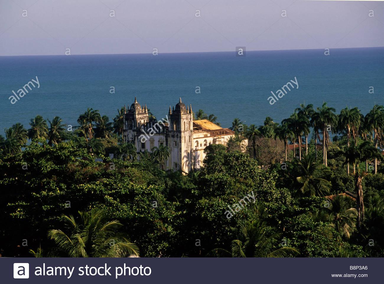 olinda, recife, brazil - Stock Image