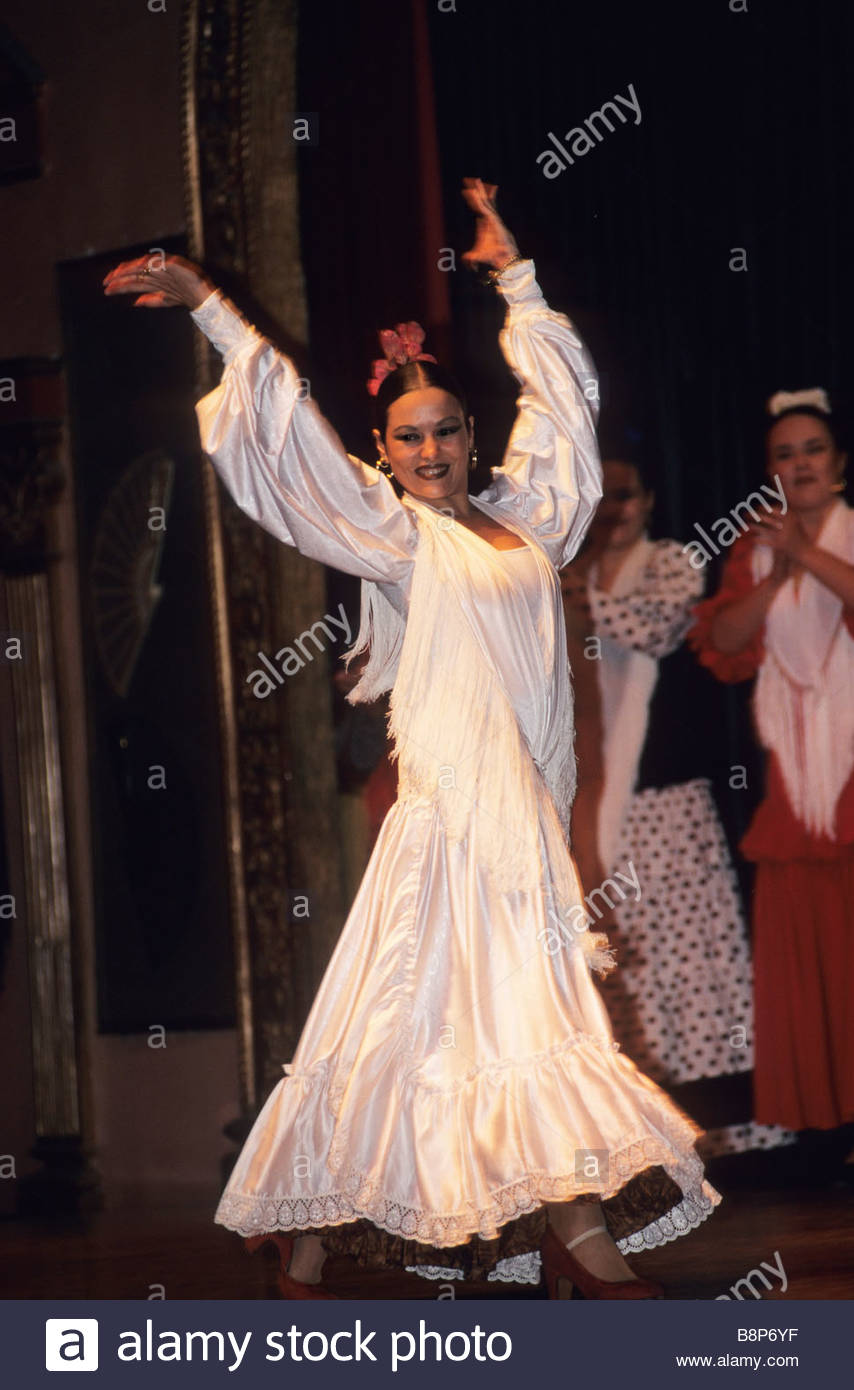 flamenco, siviglia, andalusia, spain - Stock Image