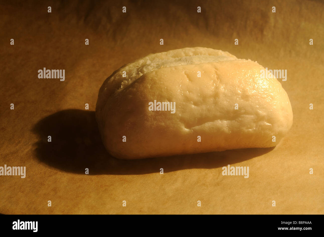 Bread Roll in the Oven Stock Photo: 22618690 - Alamy