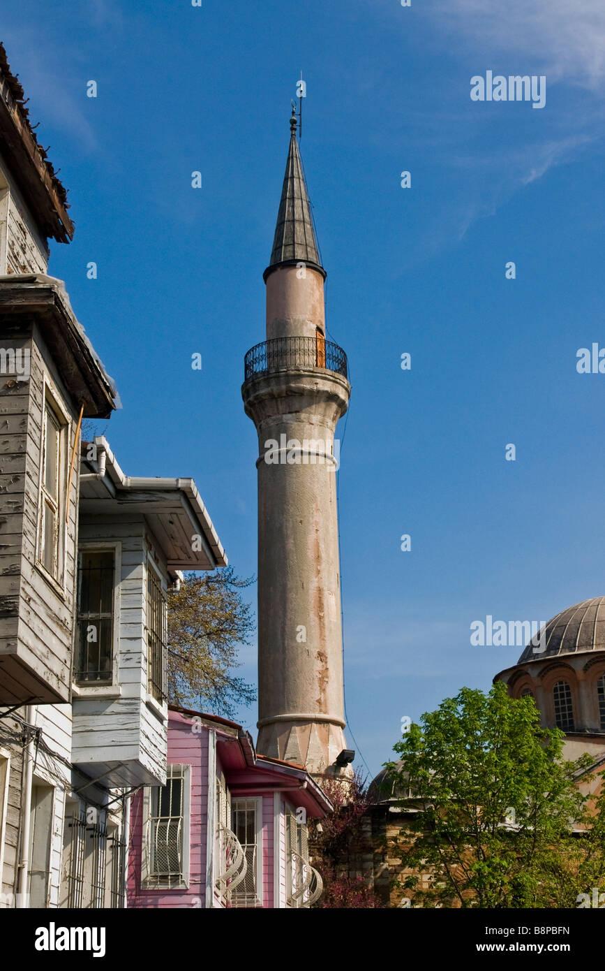 A Miranet Amongst Turkish Houses