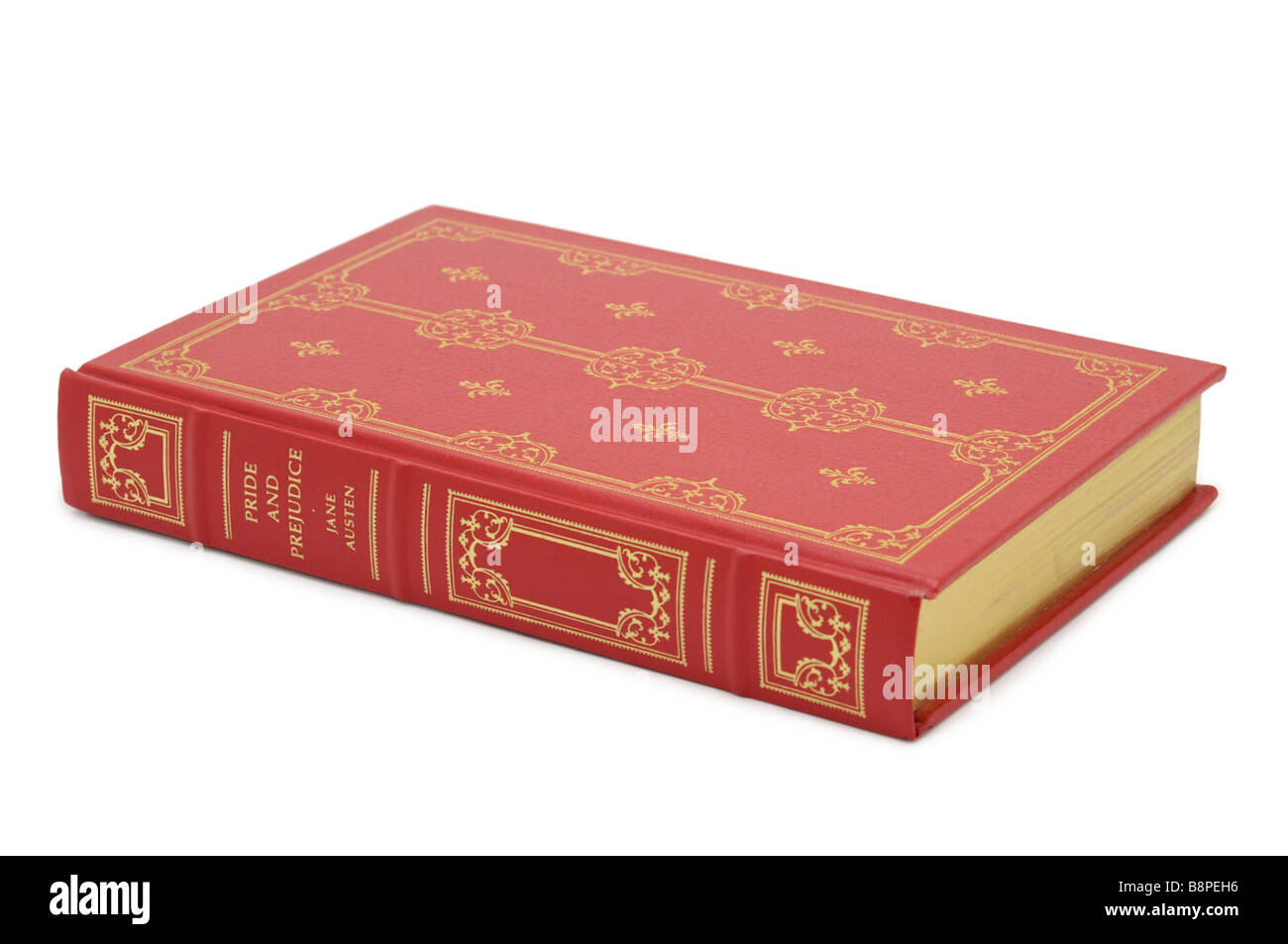 Pride and Prejudice, Jane Austen - Stock Image