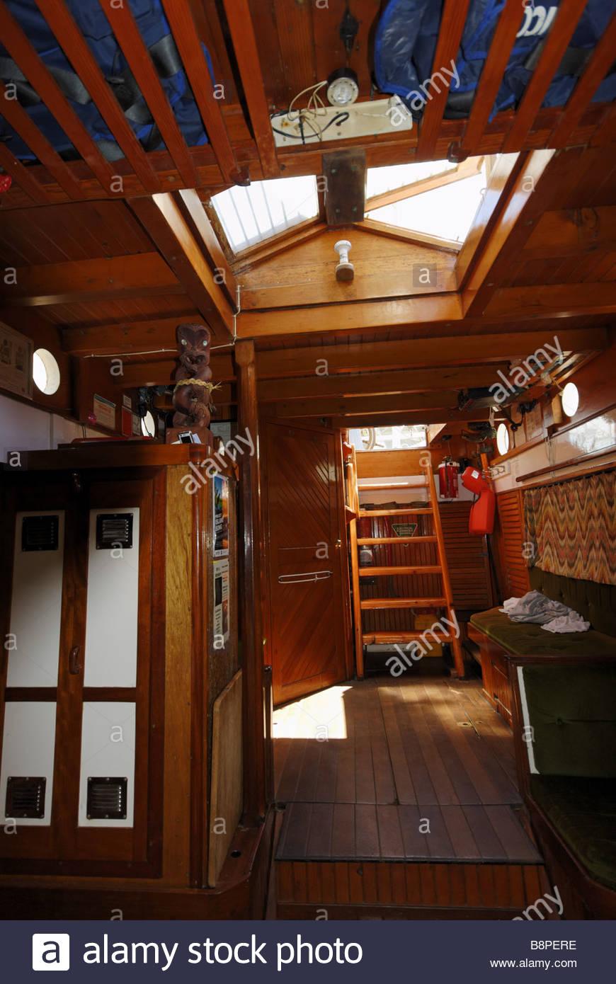 Below Deck Tall Ship Stock Photos & Below Deck Tall Ship