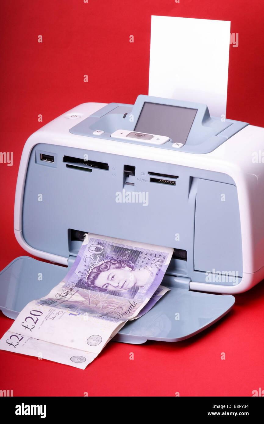 Printing Money Uk Stock Photos & Printing Money Uk Stock Images - Alamy