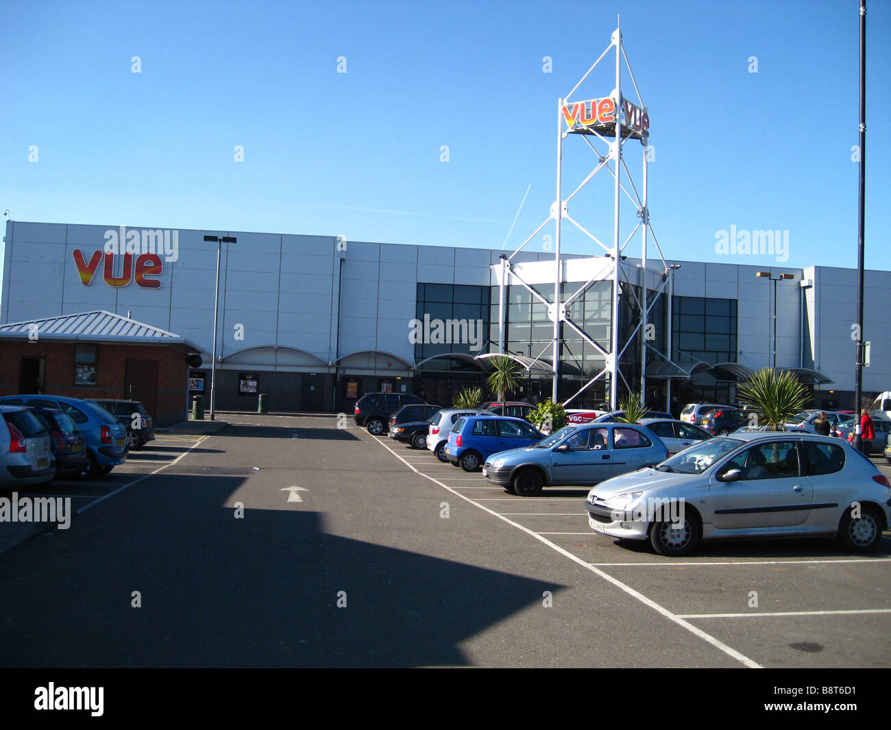 The Vue At Royal Leisure Park Acton London England Uk