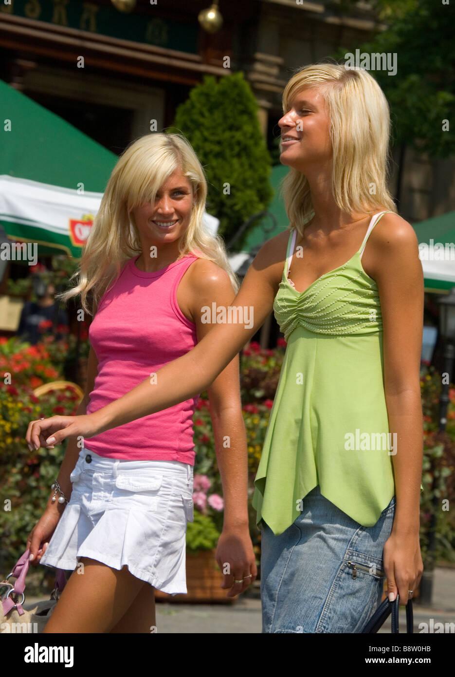 Krakow females
