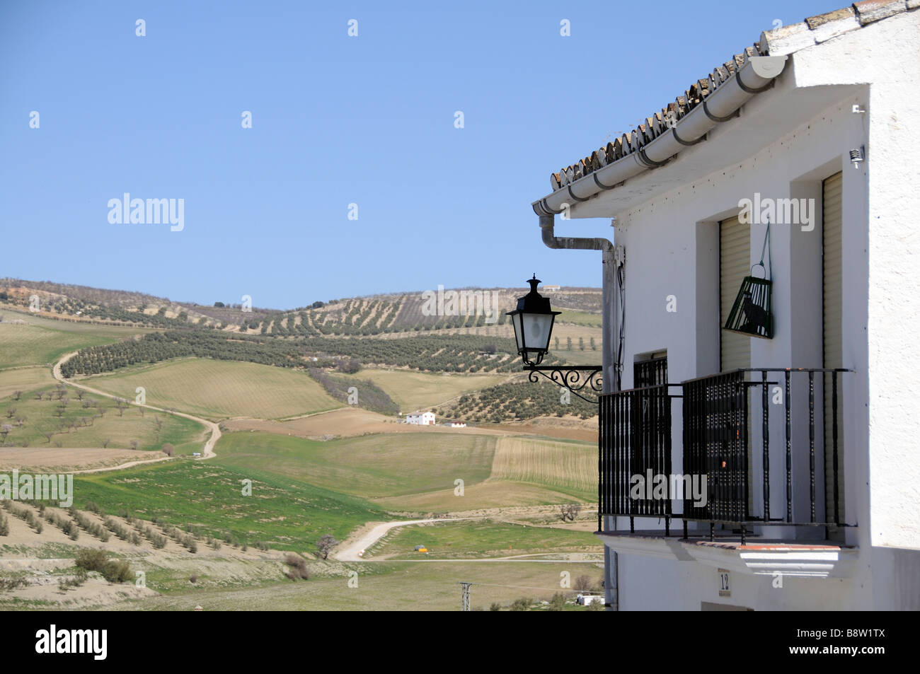 Rural andalucia house stock photos rural andalucia house for Open house spain