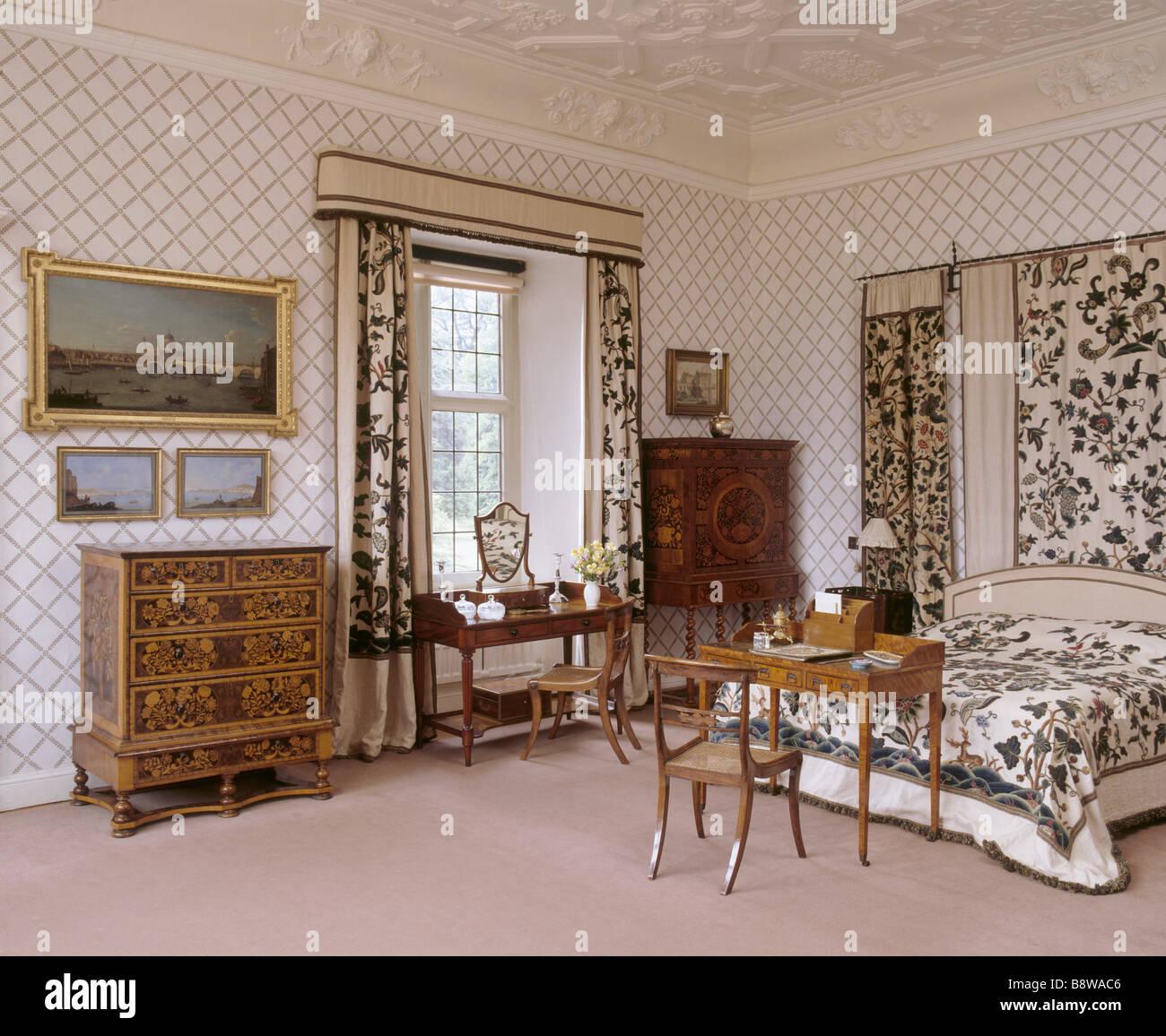 Blickling Hall Stock Photo