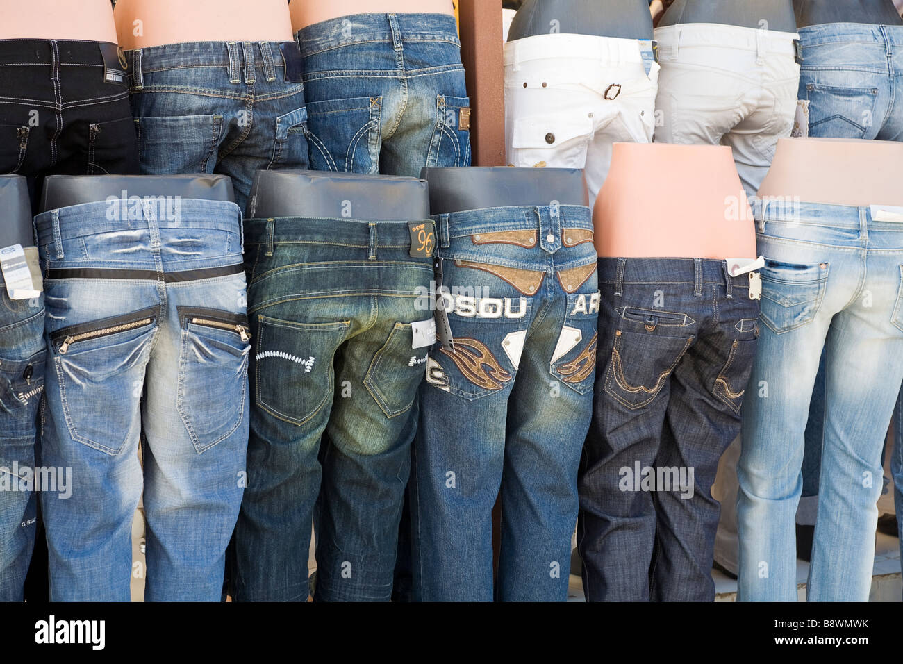 DENIM - Denim trousers Displaj Pay With Paypal Online HuOdmw