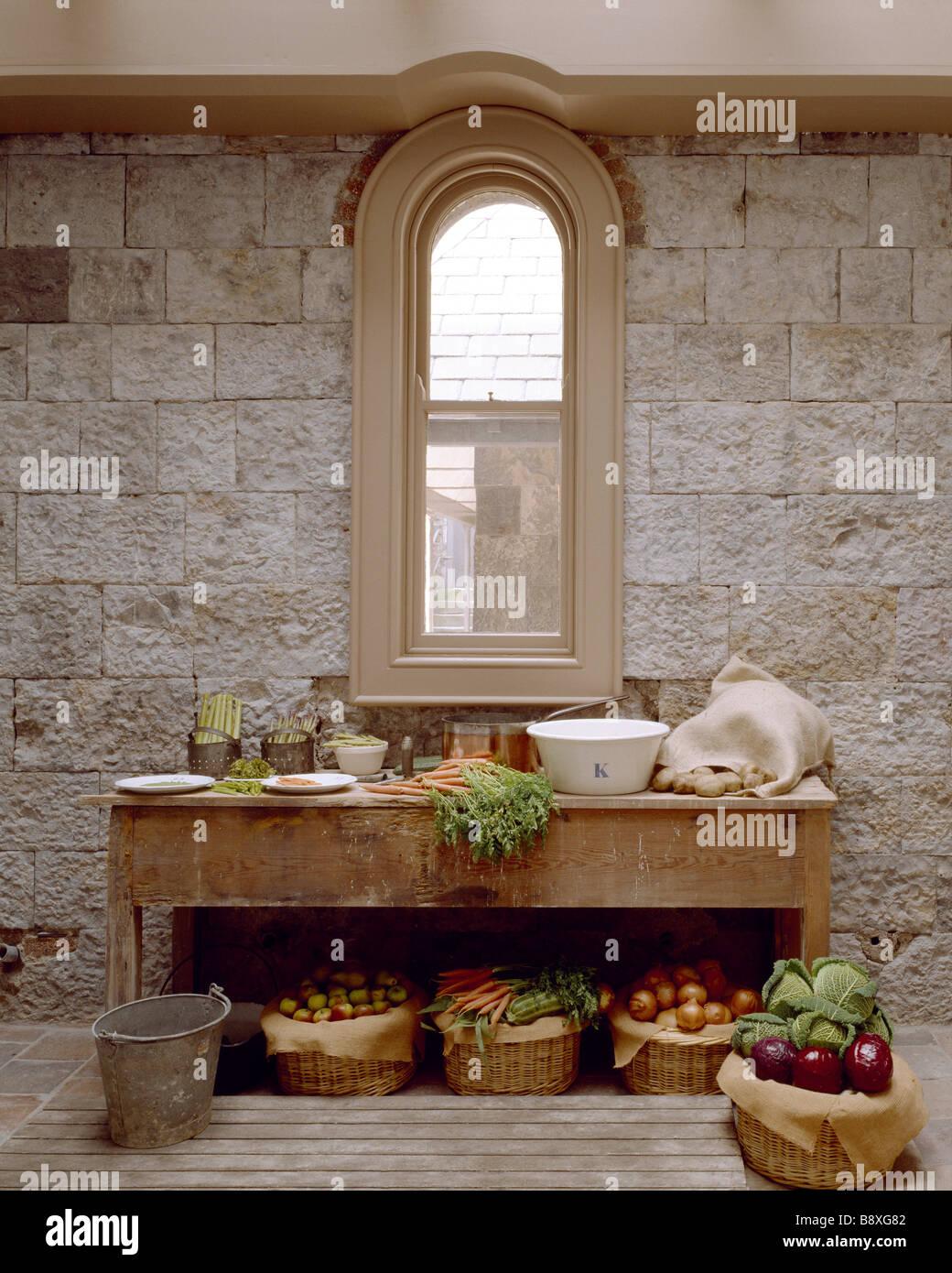 Penrhyn Castle - Stock Image
