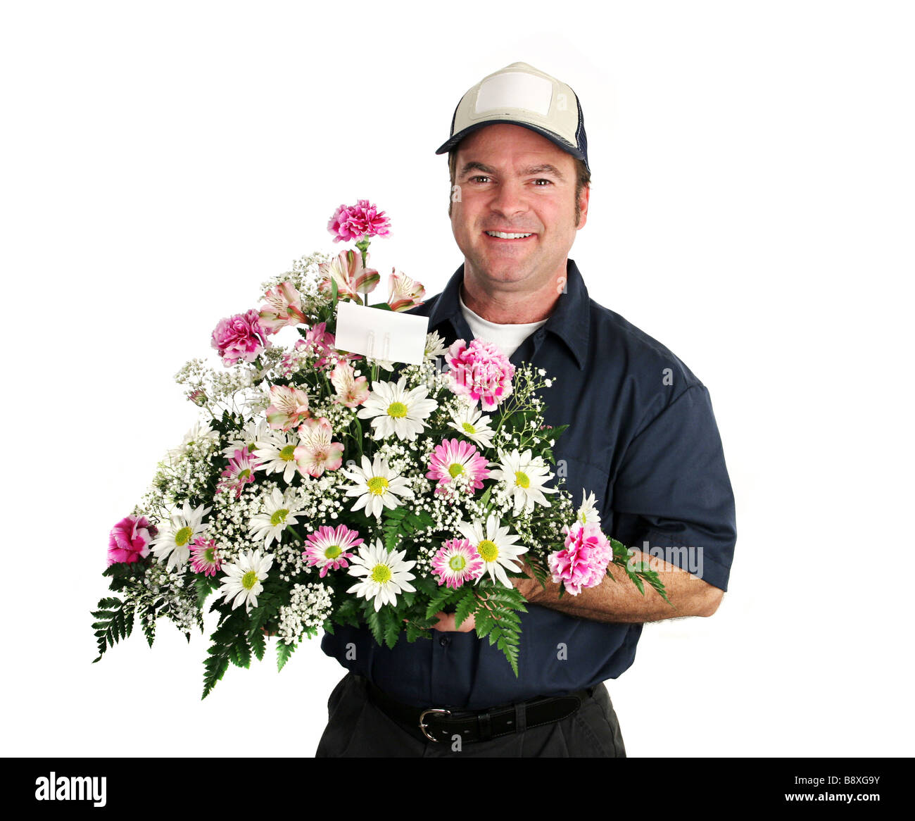 Flower Delivery Guy