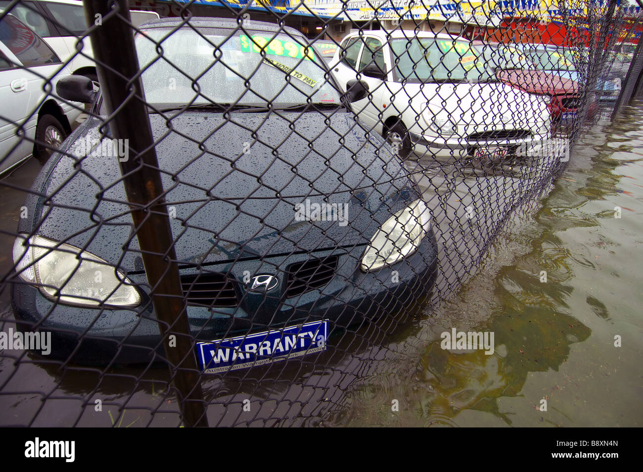 Dealers Selling Flooded Cars