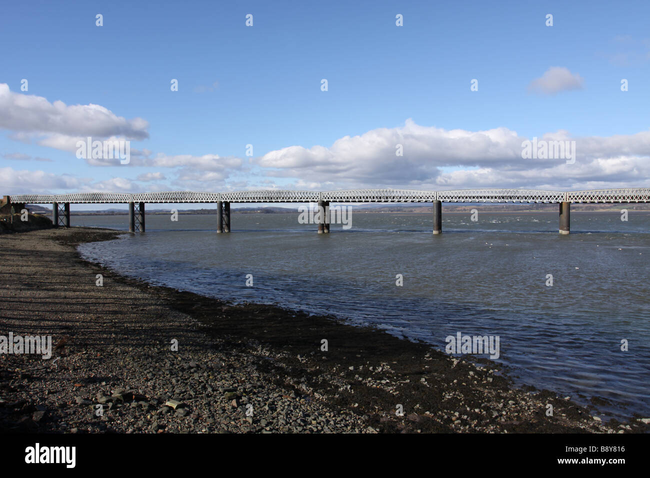 Lunan Bay to Hillside and North Water Bridge Montrose Railway Station Photo 2