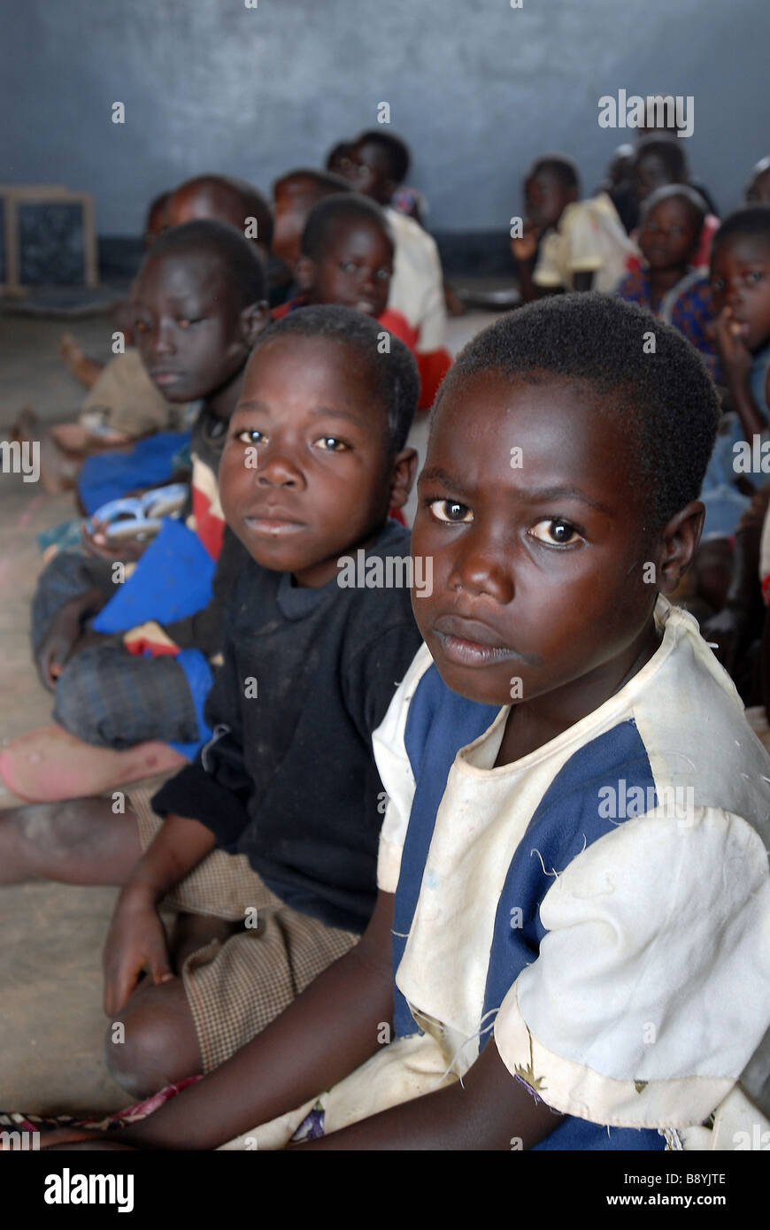 Home for mentally and physically disabled children in Kitgum, Uganda - Stock Image