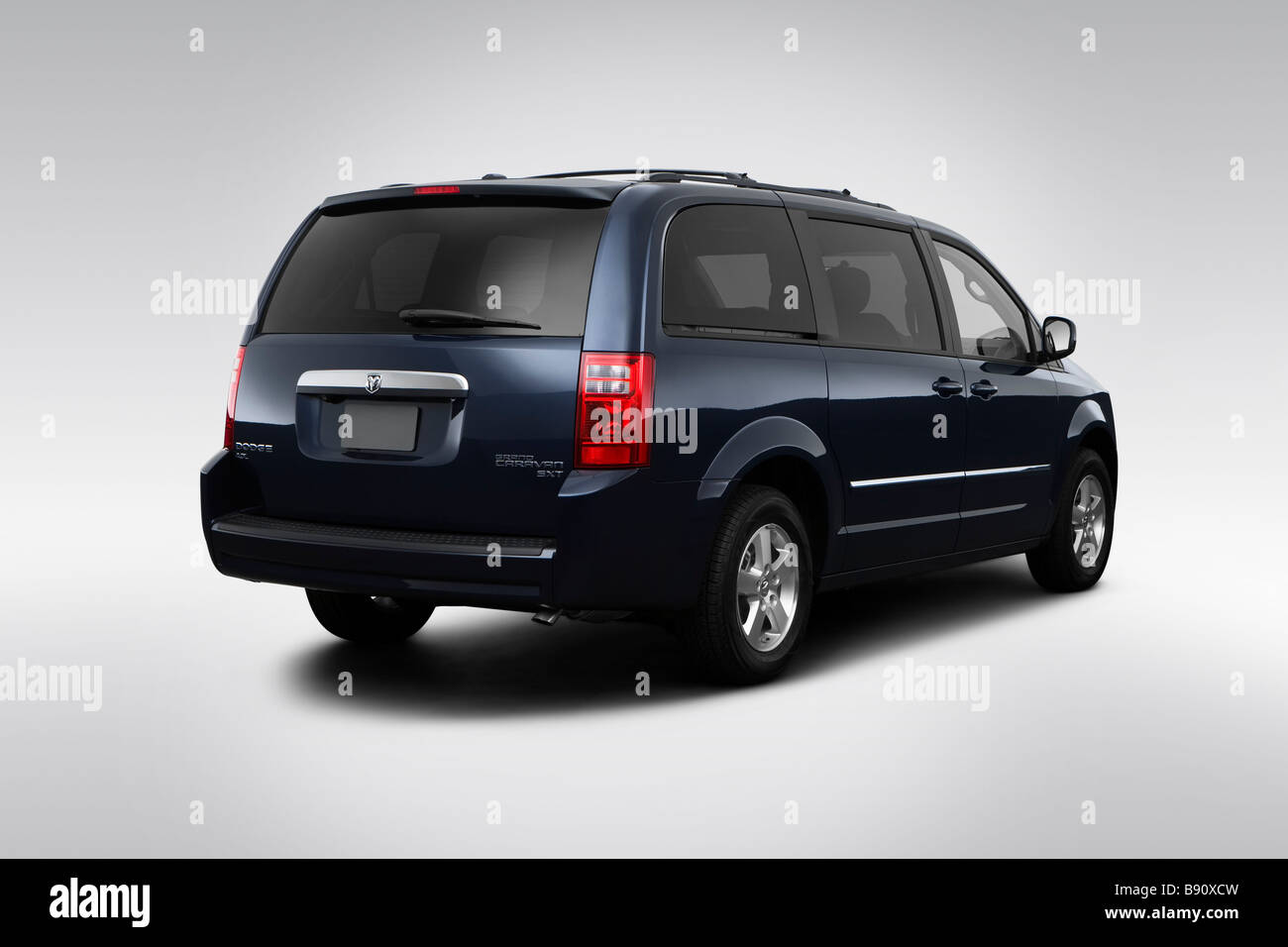minivan chrysler stock photos minivan chrysler stock. Black Bedroom Furniture Sets. Home Design Ideas