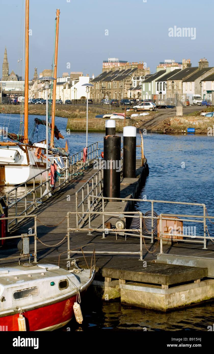 Scottish Maritime Museum , Irvine , Ayrshire Stock Photo
