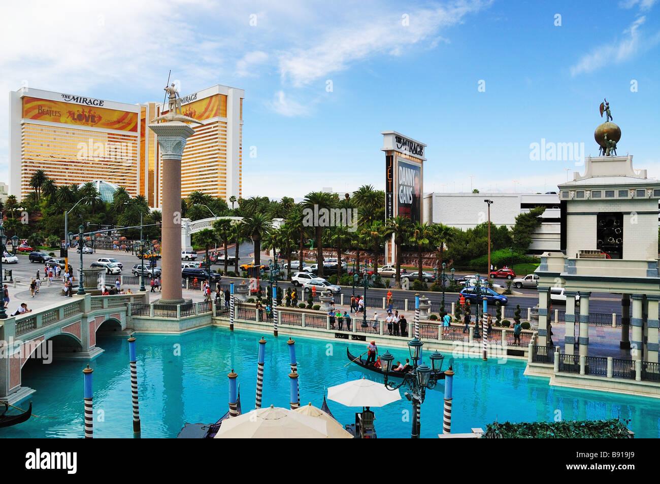 Treasure Island  Las Vegas Blvd South