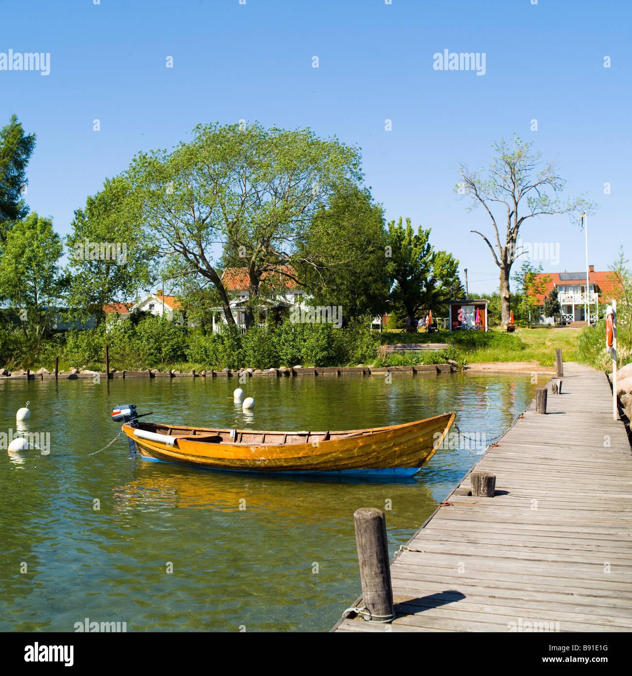 Boat - Stock Image