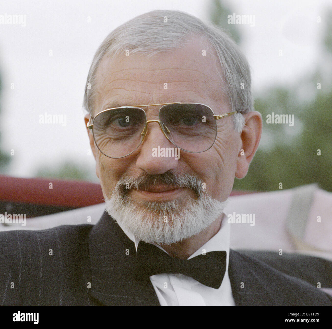 Movie playwright Viktor Merezhko - Stock Image