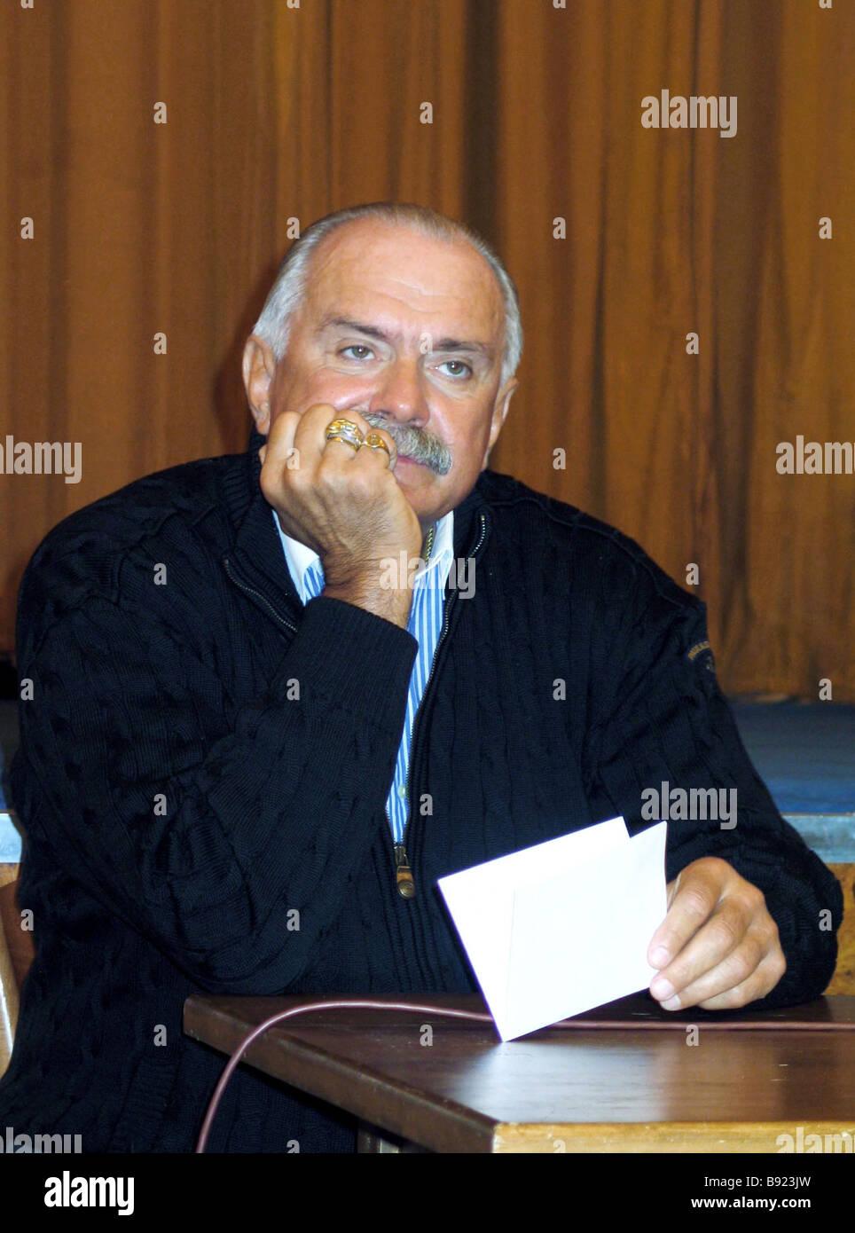 Career actor Sergei Garmash 53