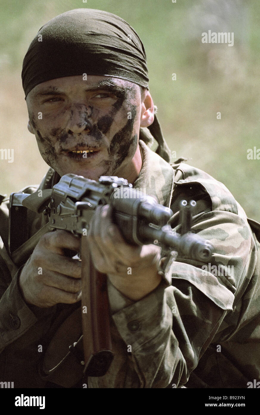 how to be a professional soldier