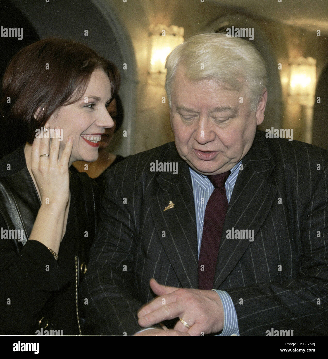 The wife of Oleg Tabakov regrets about the abortion made 06.10.2017 7