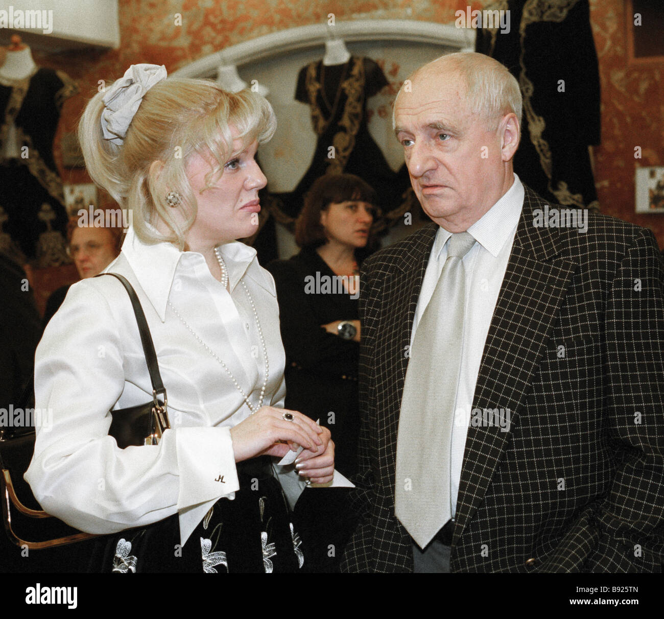 Zakharov Mark Anatolyevich: photo, biography, personal life and work of the director 98