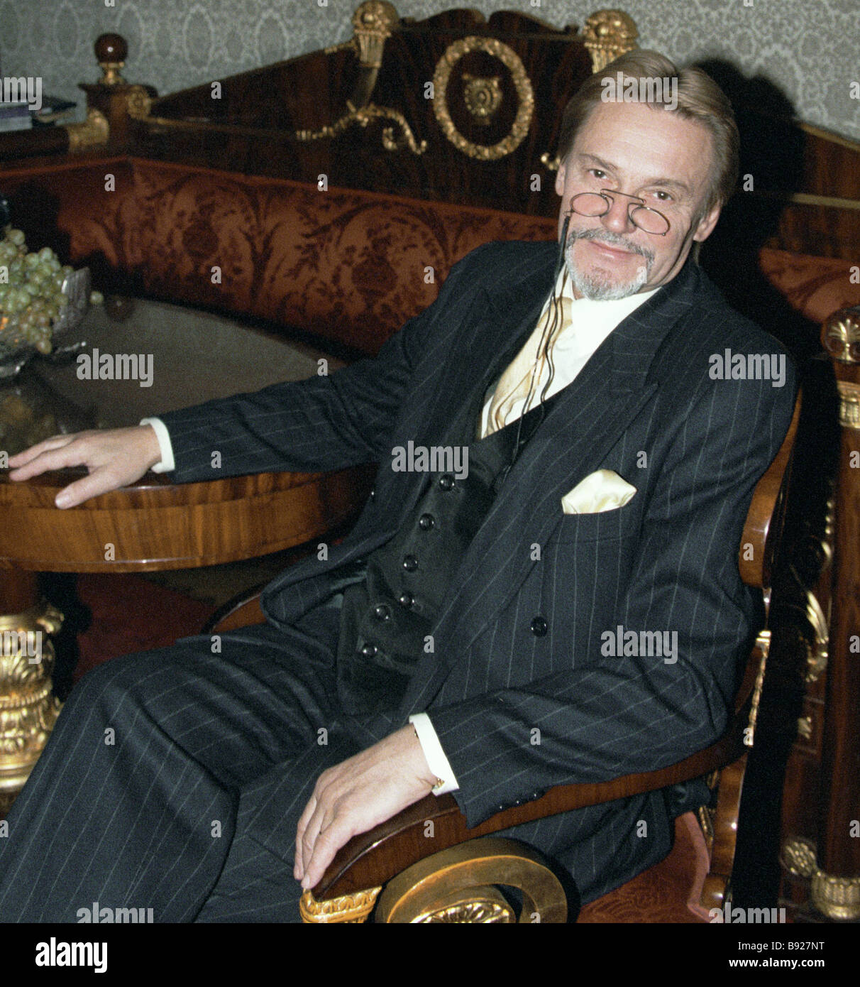 The artistic director of the Bolshoi Theater Sergey Filin told about his version of the attack on him. 01.22.2013 69