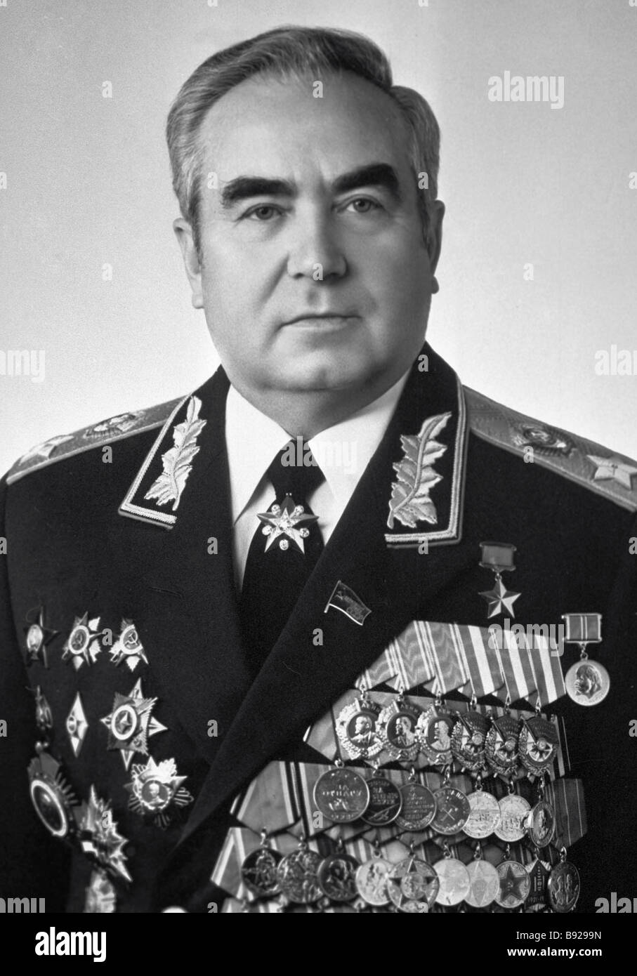 Kazakov - Marshal of the USSR