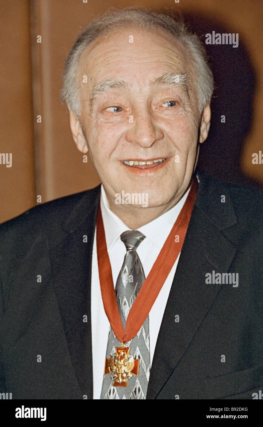 Vyacheslav Tikhonov: Filmography, biography and photos
