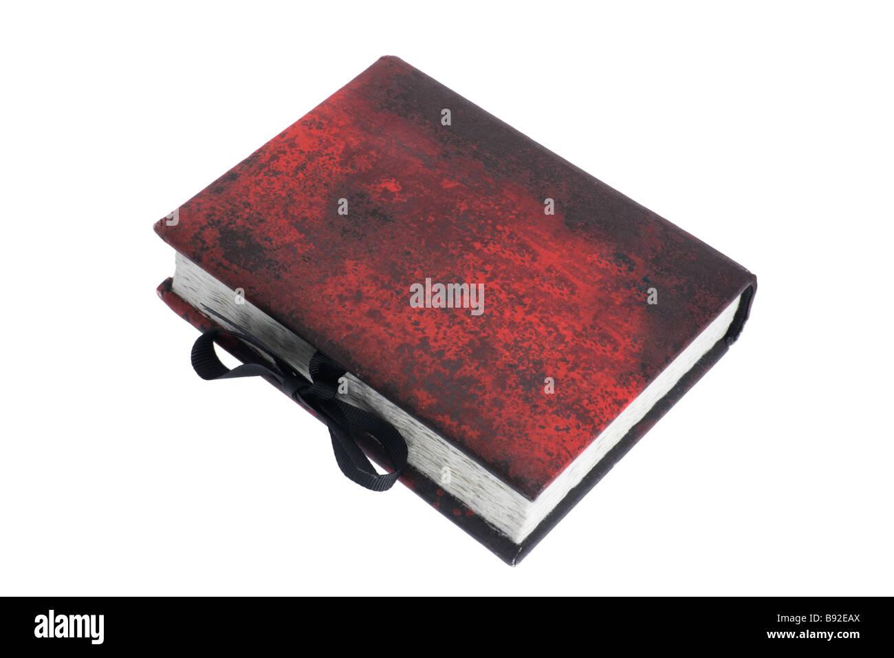 Diary - Stock Image