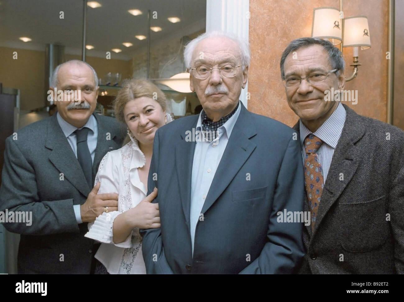 Biography of Sergei Mikhalkov. Poets family