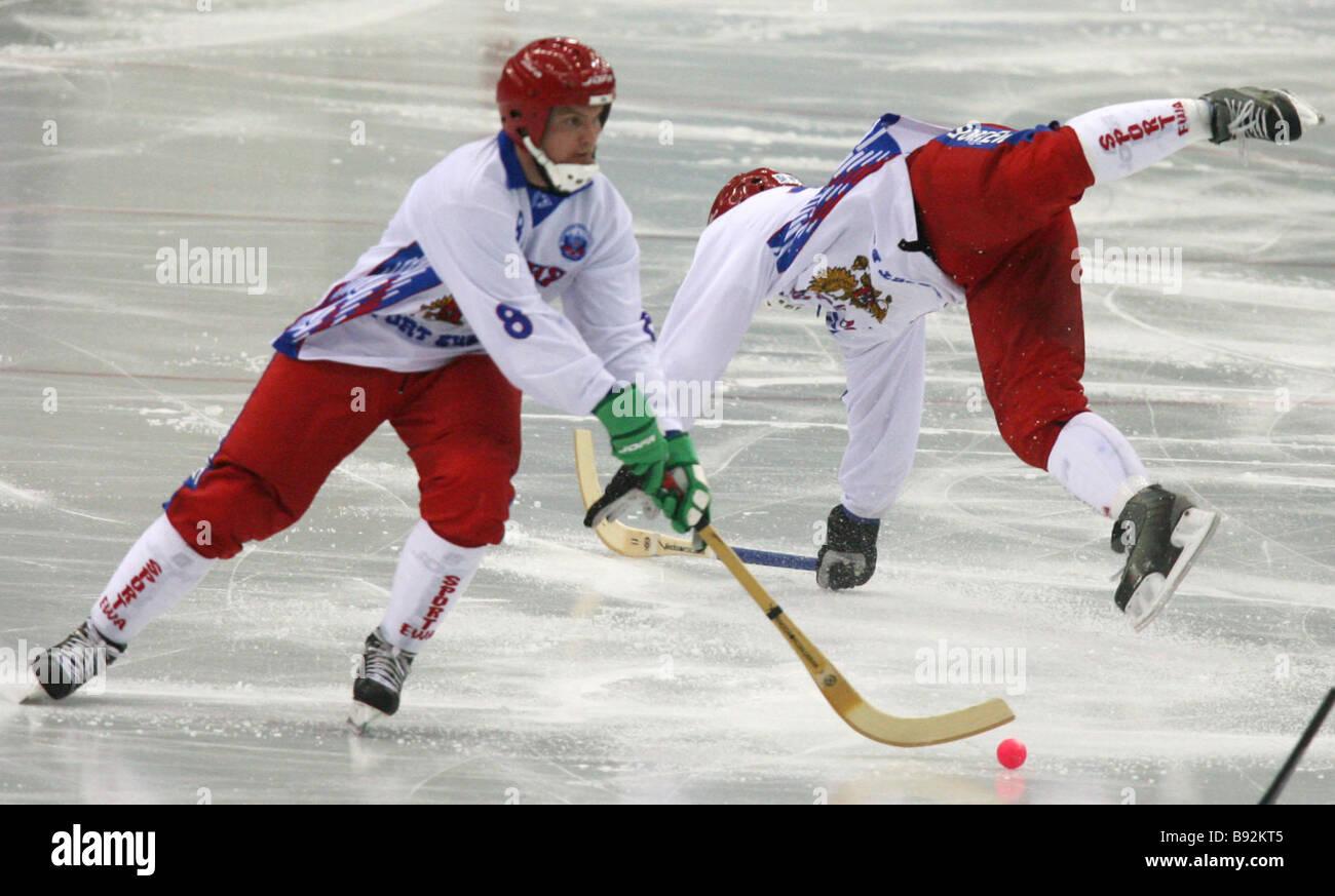 Russian Bandy Championship 2017 - 2018 49