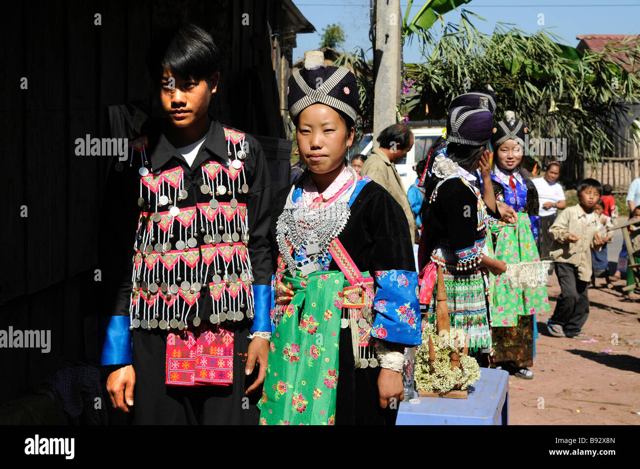 Wedding Laos Stock Photos & Wedding Laos Stock Images - Alamy