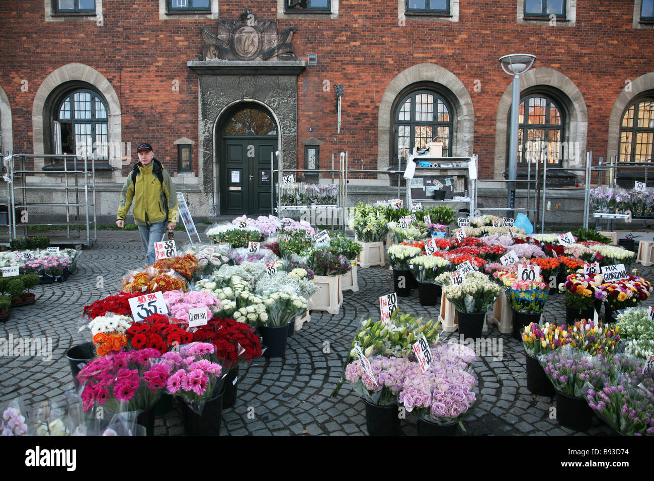 Elsinore. Denmark. Europe. Stock Photo