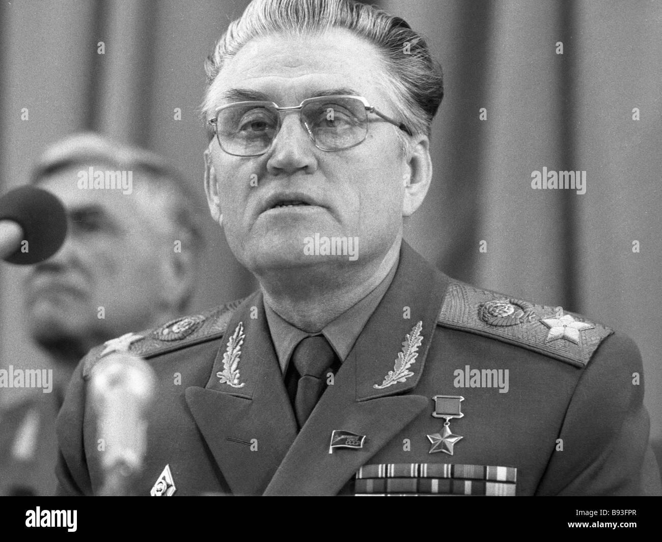 Marshal Shaposhnikov Boris Mikhailovich: biography, awards and interesting facts 56