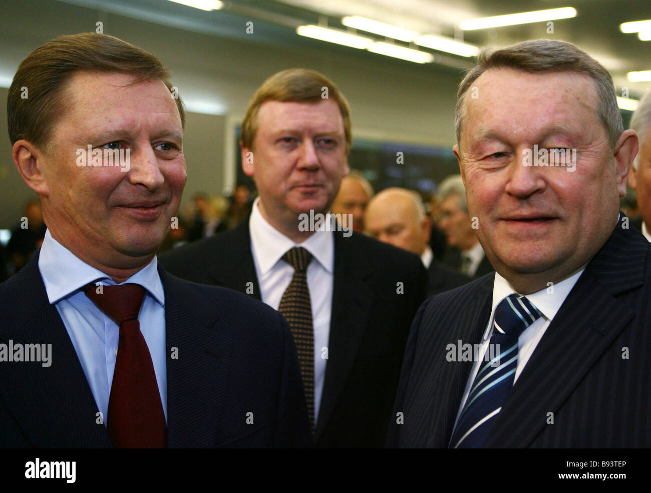 The first family photo of Chubais shocked everyone 24.01.2012 84