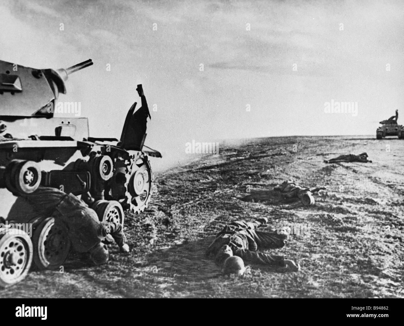 Battlefield - Stock Image