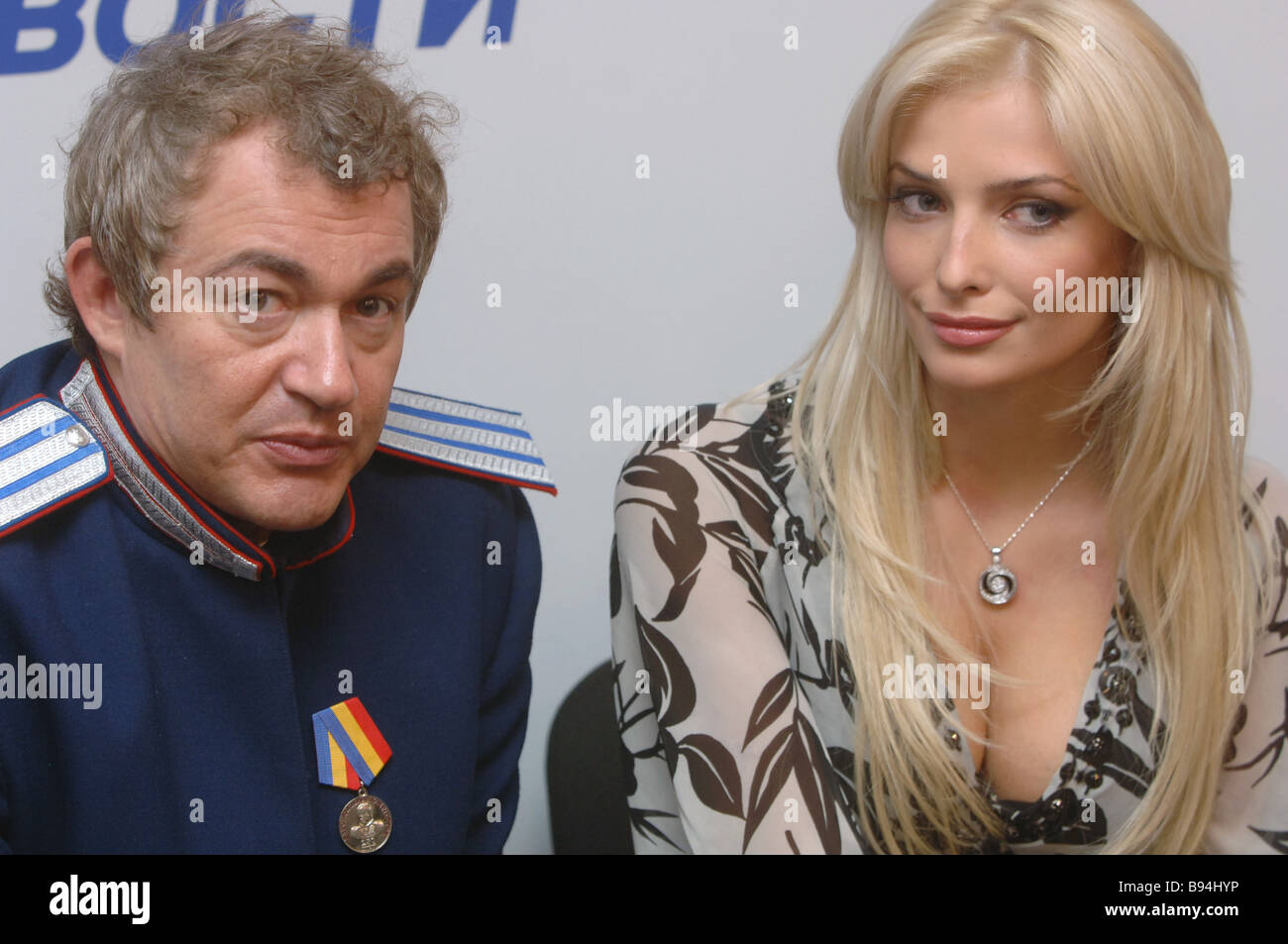 Dmitry Dibrov is cheating on his wife 18.03.2010 32
