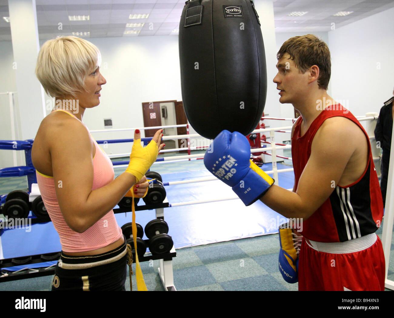 World Boxing Champion Natalia Ragozina: biography and photos 24