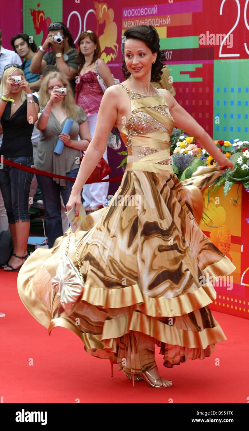 The 44-year-old Olga Kabo had a son 31.07.2012 99