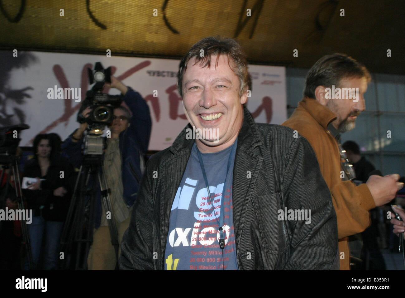 Mikhail Efremov loved fitness 05.06.2014 2