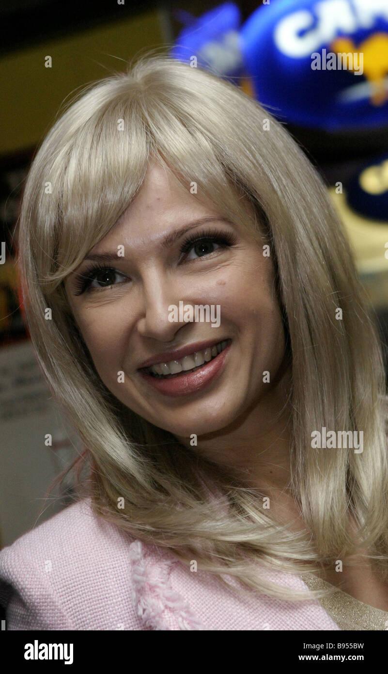 Alena Shishkova touchingly congratulated Timati&#39