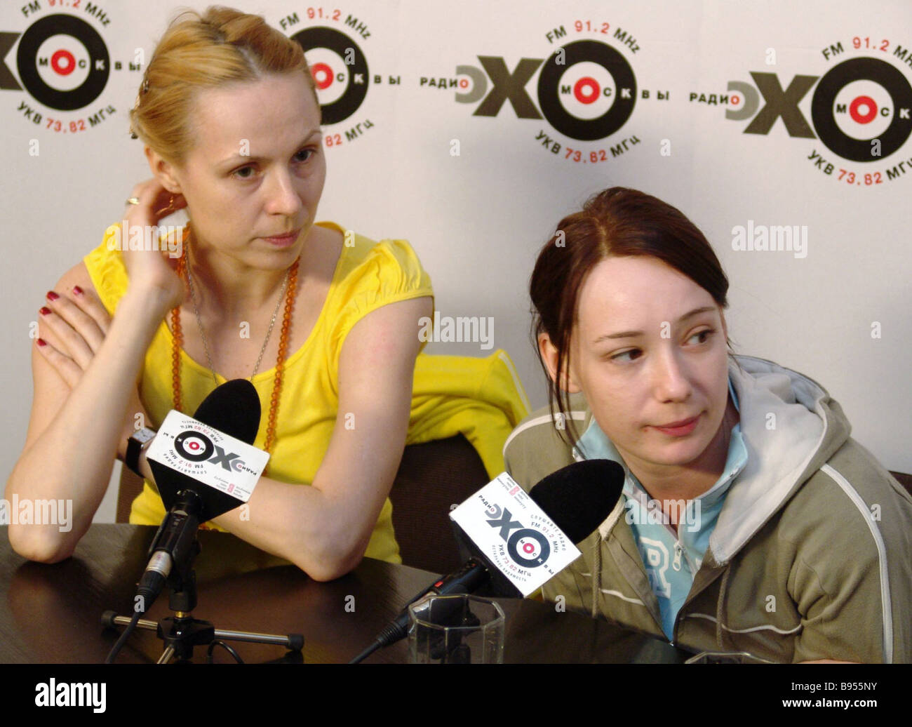 Chulpan Khamatova and Dina Korzun were proposed to be nominated for the Nobel Prize 16.04.2012 7