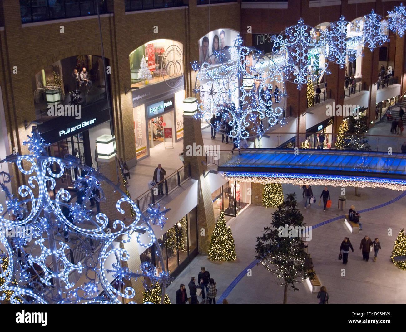 IRELAND North Belfast Victoria Square Shopping Centre